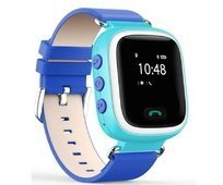 Детские часы Smart Baby Watch Q60 blue