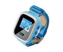 Детские часы Smart Baby Watch Q60S (color display) blue