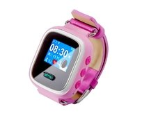 Детские часы Smart Baby Watch Q60S (color display) pink